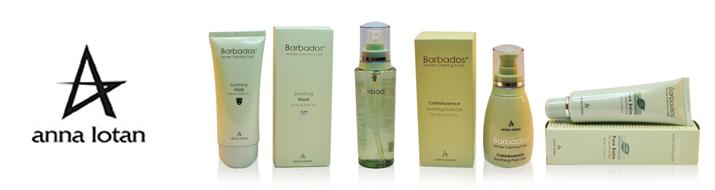 BARBADOS - для чувствительной себорейной кожи