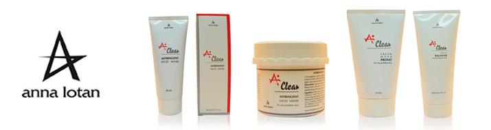 CLEAR - серия для ухода за жирной и проблемной кожей