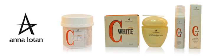 C WHITE - для осветления кожи