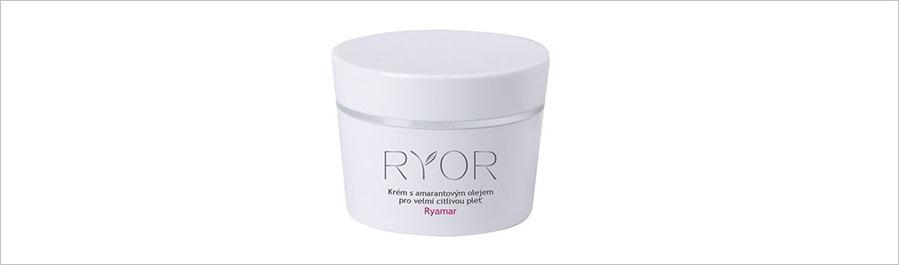 Линия Ryamar для очень чувствительной кожи