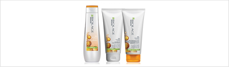 Oil Renew - для восстановления волос