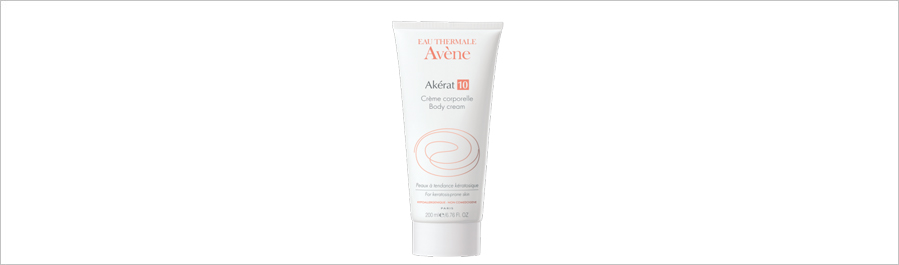 Akerat - для сухой кожи, склонной к кератозу и псориазу
