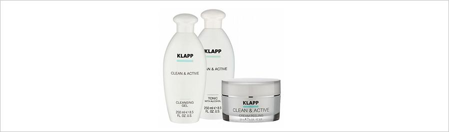 Clean&Active - для интенсивного очищения