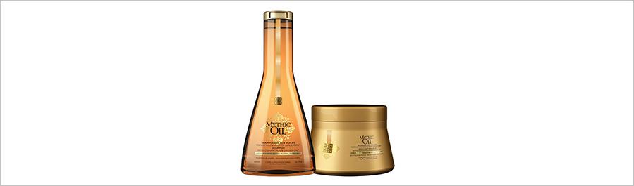 Mythic Oil - для защиты, блеска и питания волос