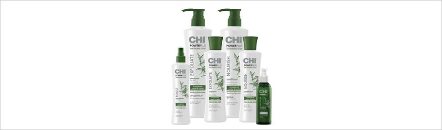 CHI POWER PLUS - система обновления волос