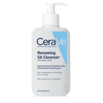 Гель смягчающий очищающий для сухой, огрубевшей и неровной кожи SA Cerave