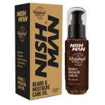 Масло для бороды Nishman Care Oil
