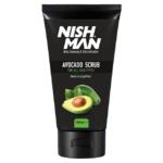 Скраб для лица Nishman Face Scrub Avocado